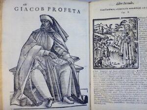 FLAVIUS-JOSEPHE-147-Bois-HISTORICO-Italie-1682-GUERRE-JUIFS-ROMAINS-JUDAICA