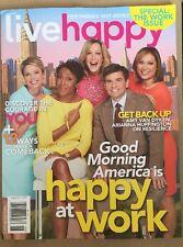Live Happy Parent Best Advice Happy At Work Amy Van Dyken Jun 2015 FREE SHIPPING
