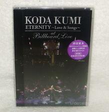 Koda Kumi Eternity Love & Songs at Billboard Live Taiwan Ltd DVD