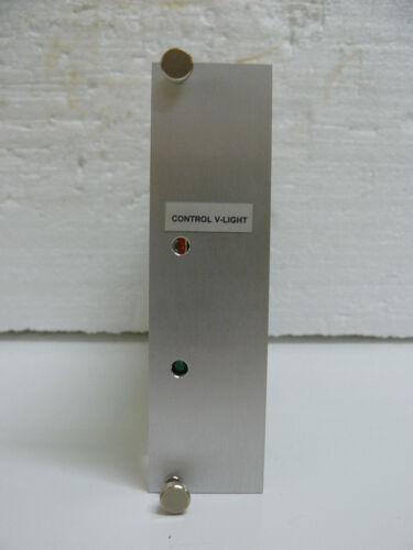 LICHTREGELUNG 40.06.200 CONTROL V LIGHT MODULE