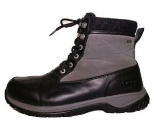 UGG AUSTRALIA Men's Eaglin Navy Leather