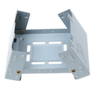 Foldable Ultra Light Wax Stove Burner Portable Outdoor