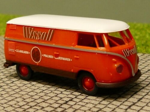 1/87 Brekina # 1233 VW T1 b Kasten Wissoll Sondermodell Reinhardt