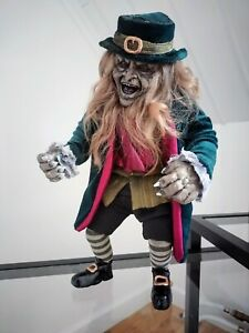 Custom figure Leprechaun Returns 12 inch Hot Toys Jason Freddy NOT Ones Customs