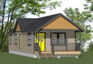 16x54 House 2 Bedroom 1 Bath 864 Sq Ft Pdf Floor Plan Model 1b Ebay