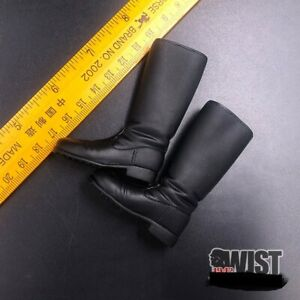 """1942 DML 1/6 Scale WWII German Soldier Boots Model Hollow For 12"""" Action Figure"""