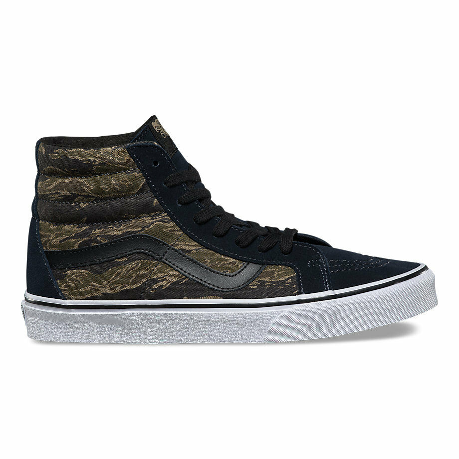 VANS SK8-HI RE-ISSUE CAMO VINTAGE CAMO RE-ISSUE DARK NAVY/Negro b3c6e8