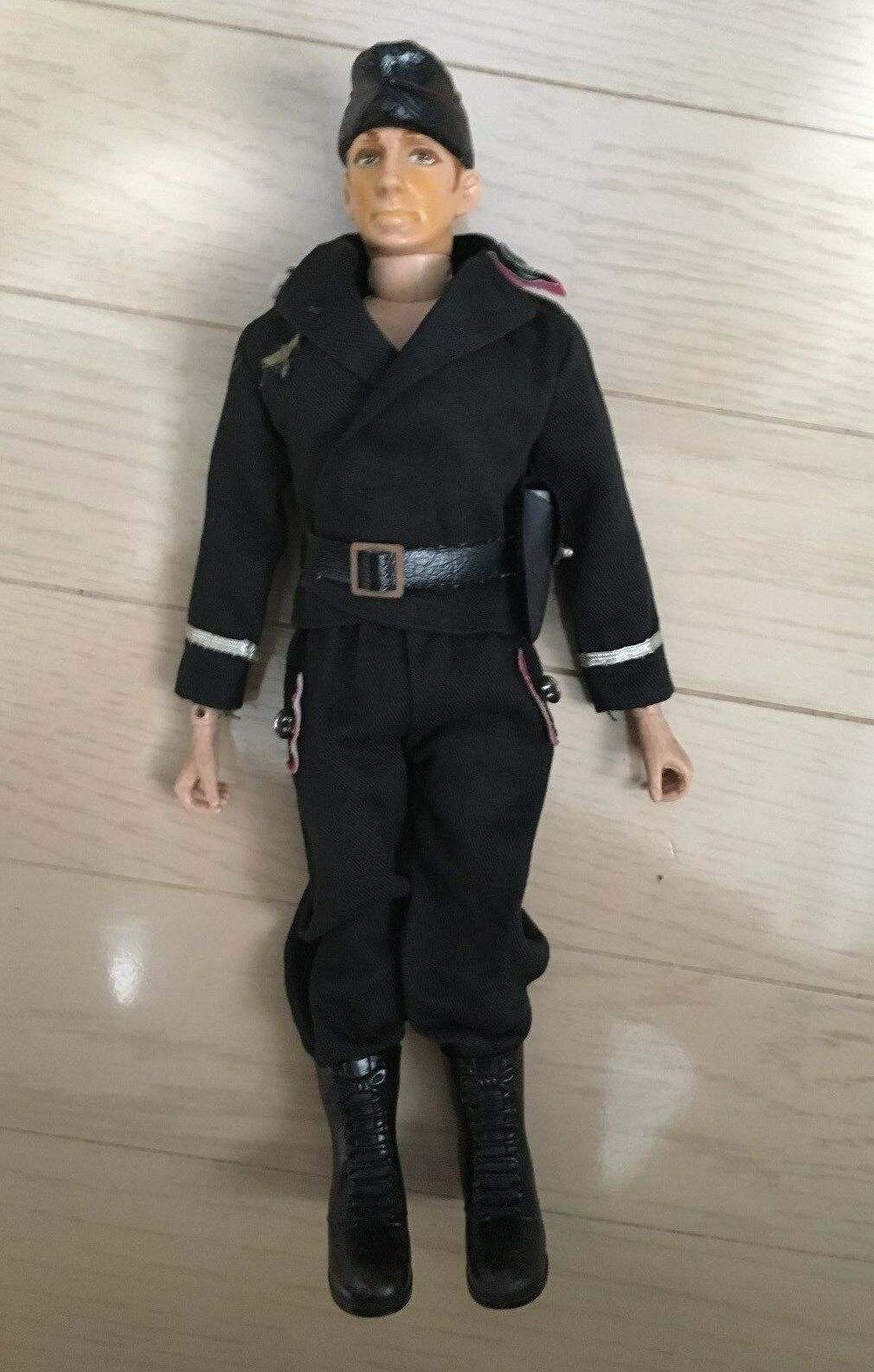 [F014] TAKARA NEW GI JOE HASBRO Vintage Figure W o box German Tank commander VG