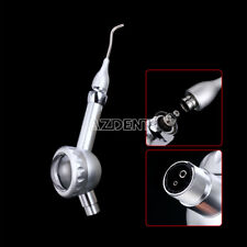 Dental Dentist Air Polisher Dentistry Teeth Polishing Borden Turbine 2 Holes New
