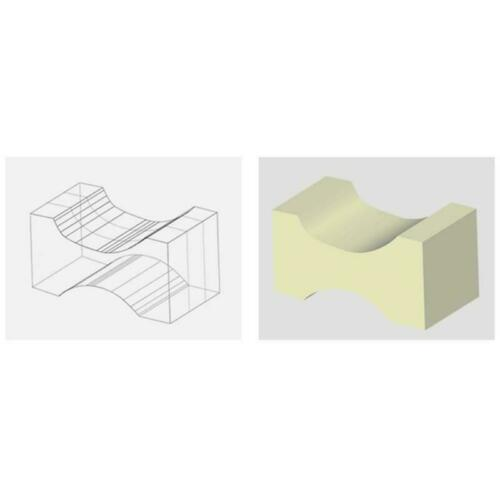 Washable Memory Foam Knee Leg Elevation Wedge Bed Pillow Leg Back Lumbar Support