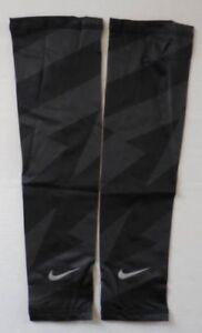 brand new 76b2c c8e17 Image is loading Nike-Lightweight-Running-Arm-Warmer-Bolt-Sleeves-Dri-