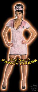 FANCY-DRESS-COSTUME-D-GOOD-MEDICINE-PINK-NURSE-10-12
