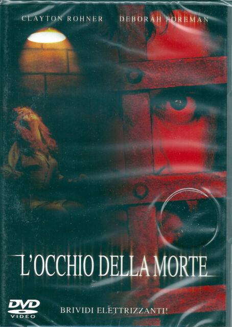 L' occhio della morte (1989) DVD NUOVO SIGILLATO Anthony Perkins Deborah Foreman