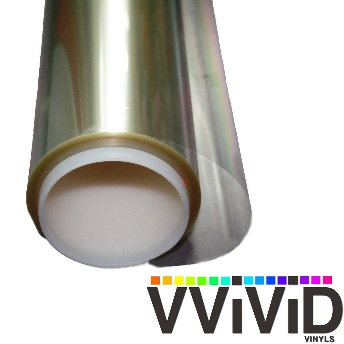 Vvivid 5ft X 20ft 4MIL Claro Seguridad Window Film