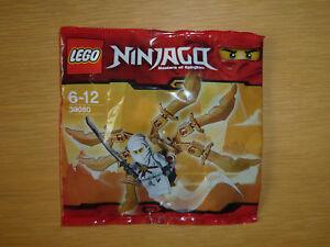 Lego-Ninjago-Promo-30080-Ninja-Glider-ZANE-New-amp-Sealed