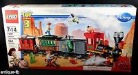Lego Toy Story 3 Western Train Chase 7597 584 Pcs Sealed Retired 2010 Disney