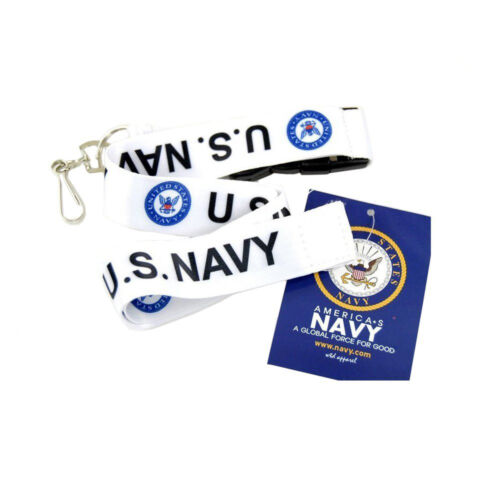 Official Licensed Products Military U.S.Army,Navy,Air Force,U.S.Marine Lanyards