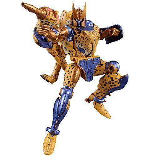 Transformers Obra Maestra Mp-34 Cheetus [Bestia Guerras] Figura de Acción Takara
