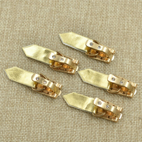 5Pcs Alloy Coat Invisible Buttons Vintage Coat Buckles DIY Sewing Accessories