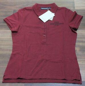 femmes-Tee-shirt-de-Peak-Performance-taille-xs-Bordeaux-neuf-avec-etiquette