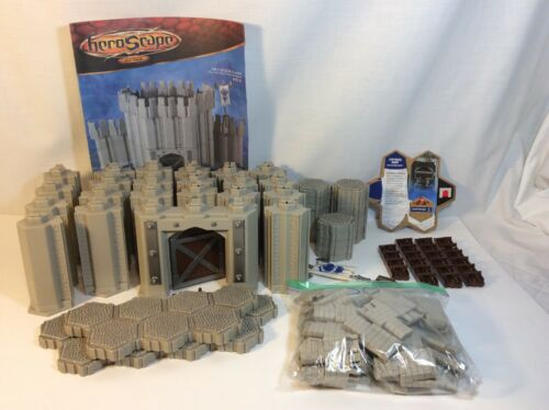 Heroscape Fortress Of The Archkyrie 100% Complete