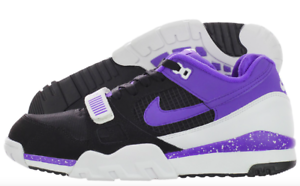 Nike-632193-001-39-Us-6-5-Uk-6-Neu-Trainer-2-PRM-QS-Black-Purple