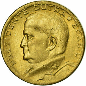 [#705992] Coin, Argentina, 50 Centavos, 1956, VF(30-35), Nickel Clad Steel