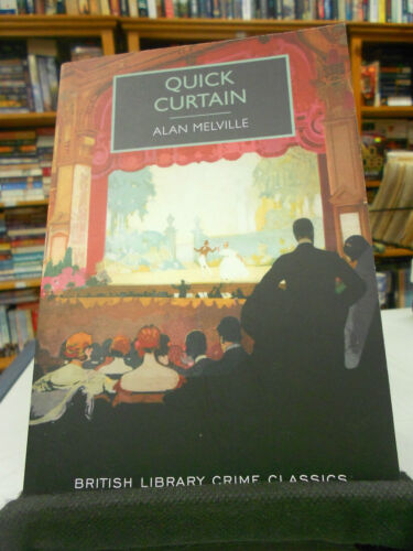 1 of 1 - Quick Curtain by Alan Melville (Paperback, 2015)