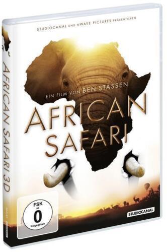 1 von 1 - African Safari (2014)  DVD NEU
