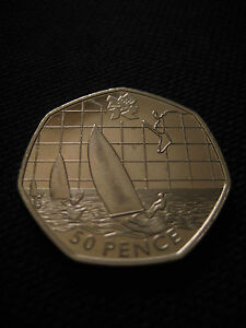 Collectable UK 50p Coin Olympic Sailing 2011 - <span itemprop=availableAtOrFrom>Martock, Somerset, United Kingdom</span> - Collectable UK 50p Coin Olympic Sailing 2011 - Martock, Somerset, United Kingdom