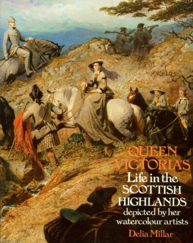 1 of 1 - Queen Victoria's Life in the Scottish Highlands: (hardback)