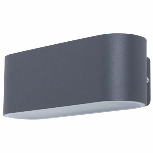 SMARTWARES Luce da Parete a LED a Muro Alto e in Basso Interni Esterni 14 W
