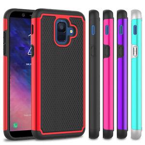 For-Samsung-Galaxy-A6-Phone-Case-Hybrid-Shockproof-Hard-Rugged-Slim-Ultra-Cover