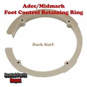 Adec-Foot-Control-Retaining-Ring-Dark-Surf-DCI-6107