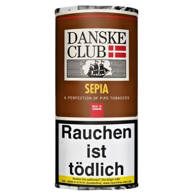 Danske Club Sepia 50g Pfeifen Tabak