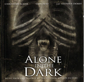 Alone In The Dark 2005 Original Movie Soundtrack 2 Cd Ebay