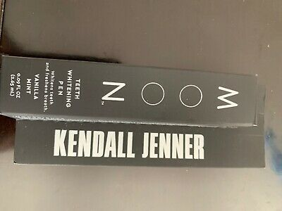 Brand New Sealed Moon Teeth Whitening Pen Kendall Jenner