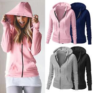 Women-Long-Sleeve-Zip-Up-Hooded-Hoodie-Jacket-Jumper-Top-Cardigan-Coat-Outerwear