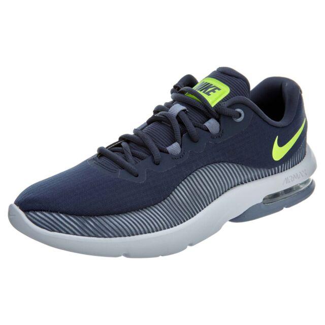 ad2e3b000b Nike Air Max Advantage 2 Mens Aa7396-400 Thunder Blue Running Shoes Size  11.5