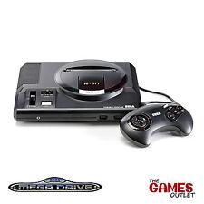 Sega Mega Drive - Console (Version 1) - Complete Setup