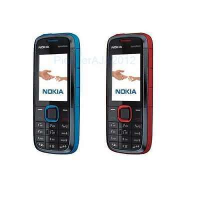 Nokia 5130 XpressMusic - unlocked GSM mobile phone color blue