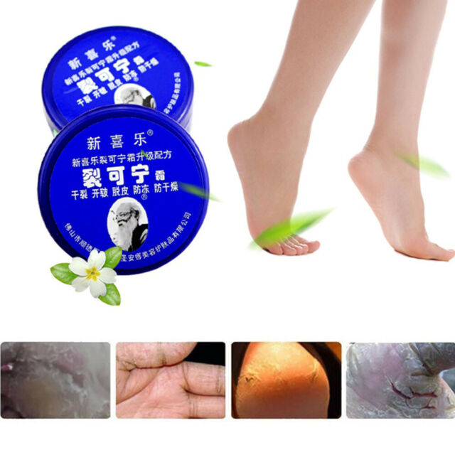 Traditional Chinese Cosmetics Hot Selling! Heel foot Massage Cool Repair  -~