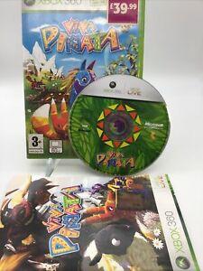VIVA PINATA (Xbox 360). PAL. Complet