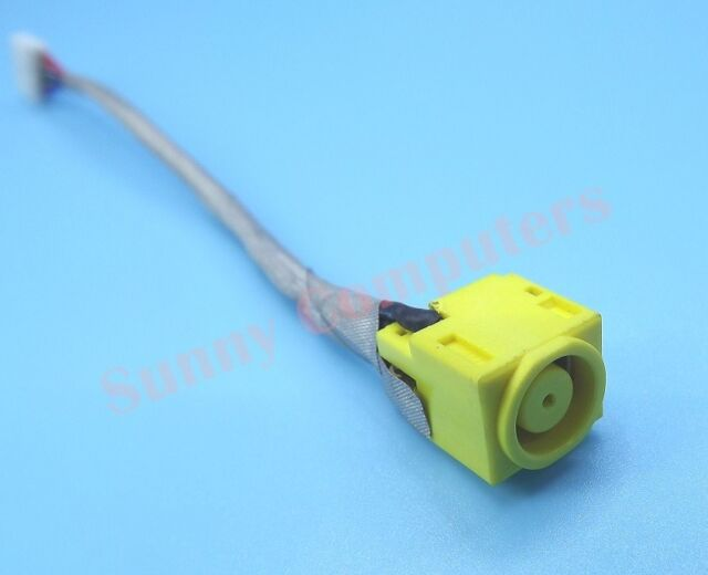 DC Power Plug Socket For Lenovo IBM ThinkPad X220 X220I X230 X230I w/ Cable 10CM