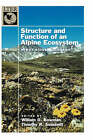 Structure and Function of an Alpine Ecosystem: Niwot Ridge, Colorado by Oxford University Press Inc (Hardback, 2001)
