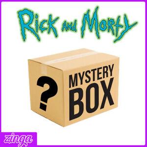 Rick And Morty Funko Pop Tee Keychain Mystery Box Uk Ebay