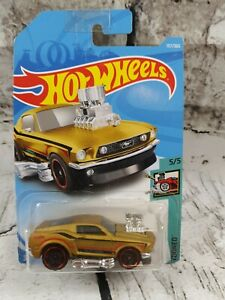 Hot Wheels 2018 –'68 Mustang-hardware Tooned (157/365) 5/5