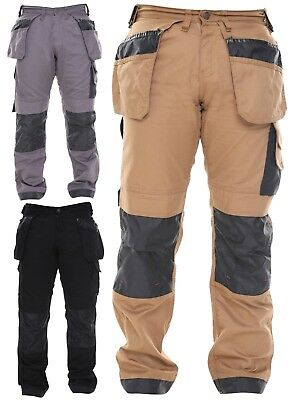 Clothing & Accessories Men Utility Diadora Men Work Trousers
