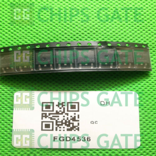 8PCS FGD4536 Encapsulation:TO-252,
