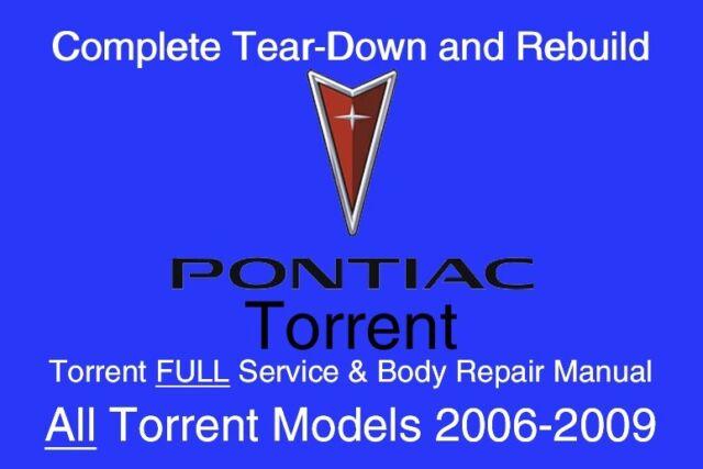Pontiac Torrent 2006